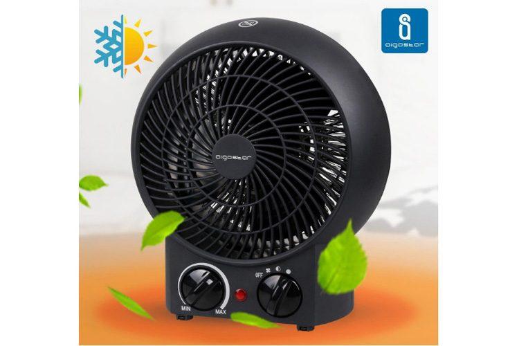 Aigostar Airwin 33IEL radiateur soufflant